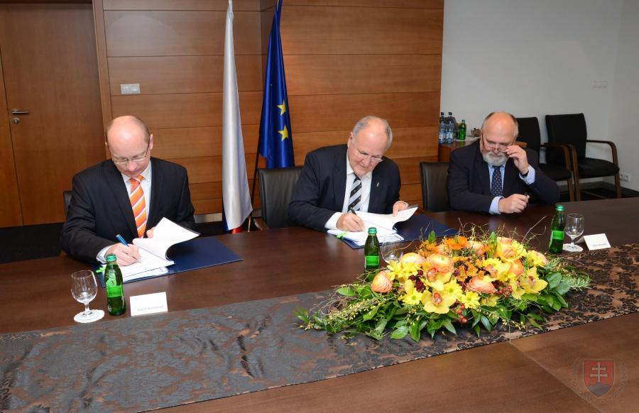 Prvý univerzitný vedecký park vybuduje Slovenská technická univerzita