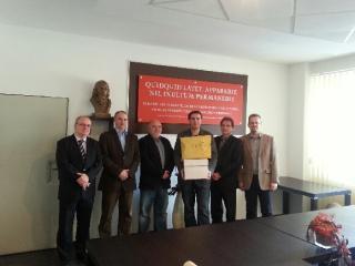 Projektový tím MTF STU ukončil práce na projekte Univerzitného výskumného parku CAMBO MTF STU