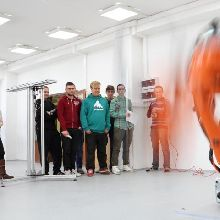 STU otvorila Národné centrum robotiky